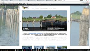 Website Recreatiehaven Broekhorn