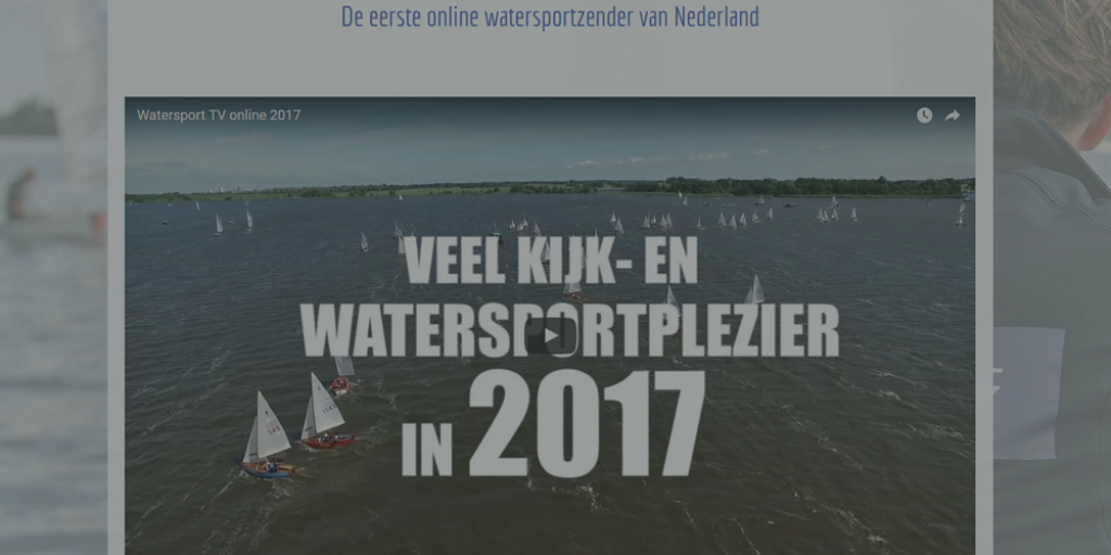 Watersport-TV online