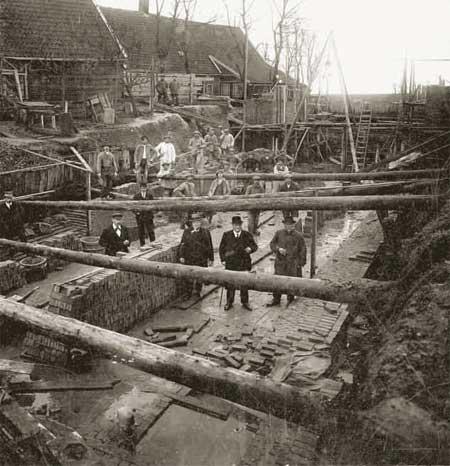 Sluis Rustenburg 1918